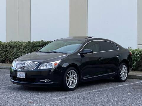 2012 Buick LaCrosse for sale at Carfornia in San Jose CA