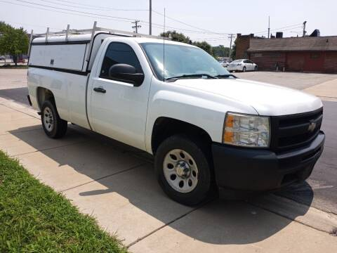 2009 Chevrolet Silverado 1500 for sale at First Capitol Auto Sales in Saint Charles MO