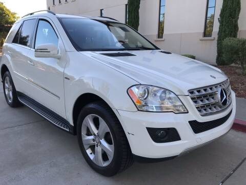2011 Mercedes-Benz M-Class for sale at Auto King in Roseville CA
