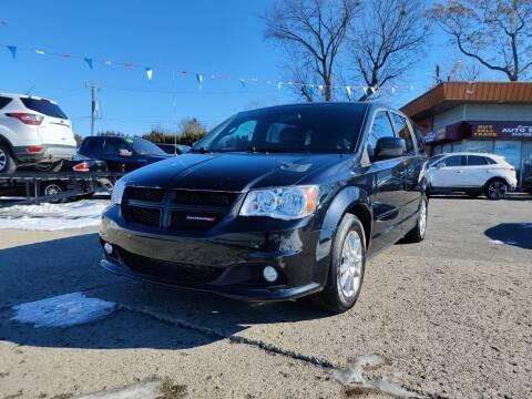 2013 Dodge Grand Caravan for sale at Lamarina Auto Sales in Dearborn Heights MI