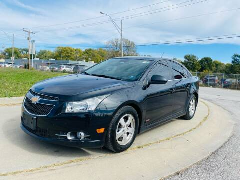 2013 Chevrolet Cruze for sale at Xtreme Auto Mart LLC in Kansas City MO