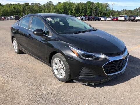 2019 Chevrolet Cruze for sale at Smart Chevrolet in Madison NC