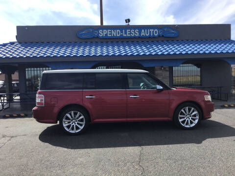 2010 Ford Flex for sale at SPEND-LESS AUTO in Kingman AZ