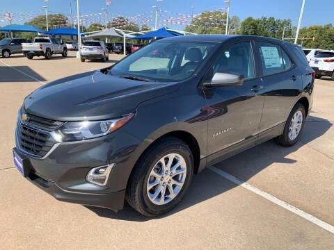 2020 Chevrolet Equinox for sale at JOHN HOLT AUTO GROUP, INC. in Chickasha OK
