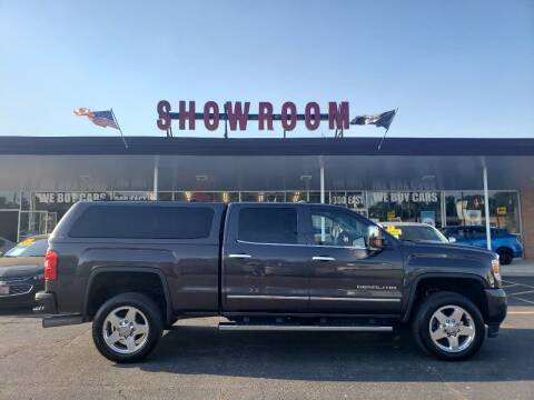 2015 GMC Sierra 2500HD for sale at Premium Motors in Villa Park IL