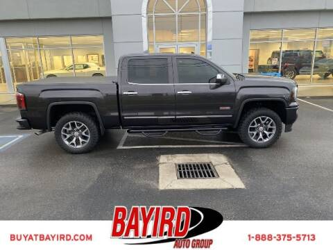 2016 GMC Sierra 1500 for sale at Bayird Truck Center in Paragould AR