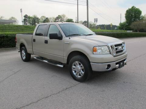 2008 Ford F-150 for sale at Best Import Auto Sales Inc. in Raleigh NC