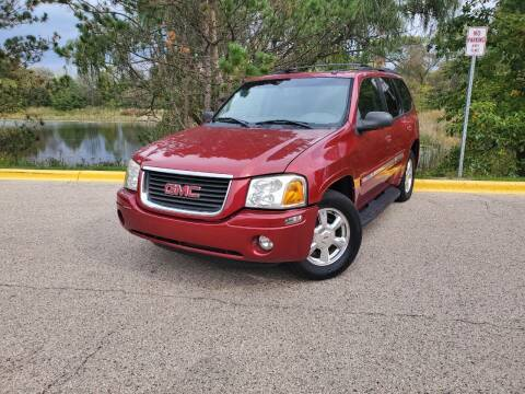 2004 GMC Envoy for sale at Excalibur Auto Sales in Palatine IL