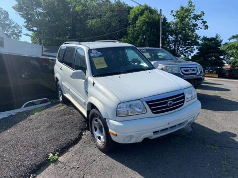 2002 Suzuki XL7 for sale at Car VIP Auto Sales in Danbury CT