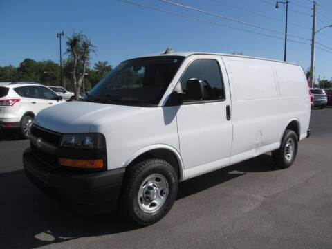 2018 Chevrolet Express Cargo for sale at Blue Book Cars in Sanford FL