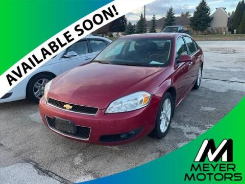 2014 Chevrolet Impala Limited for sale at Meyer Motors in Plymouth WI
