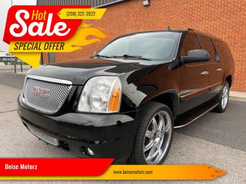 2008 GMC Yukon XL for sale at Boise Motorz in Boise ID