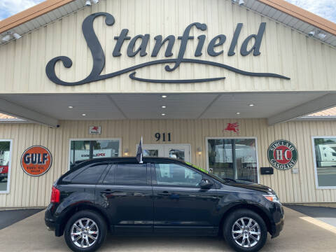 2013 Ford Edge for sale at Stanfield Auto Sales in Greenfield IN