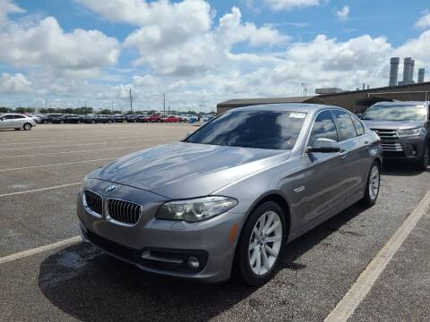 2015 BMW 5 Series for sale at A.I. Monroe Auto Sales in Bountiful UT