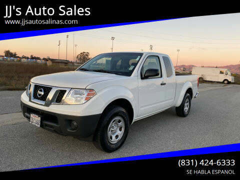 2016 Nissan Frontier for sale at JJ's Auto Sales in Salinas CA