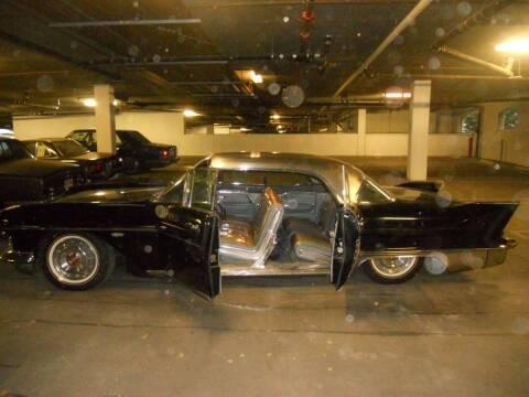1957 Cadillac Eldorado for sale at Frank Corrente Cadillac Corner in Hollywood CA