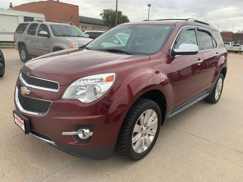 2010 Chevrolet Equinox for sale at Spady Used Cars in Holdrege NE