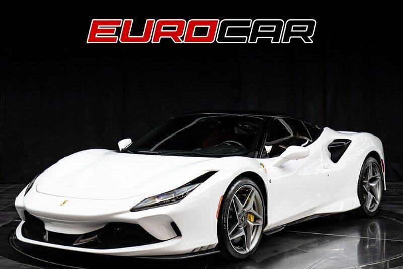2020 Ferrari F8 Tributo for sale in Costa Mesa, CA
