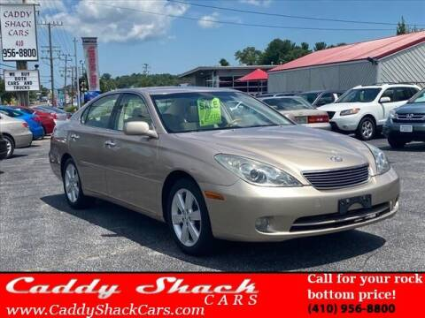 2005 Lexus ES 330 for sale at CADDY SHACK CARS in Edgewater MD