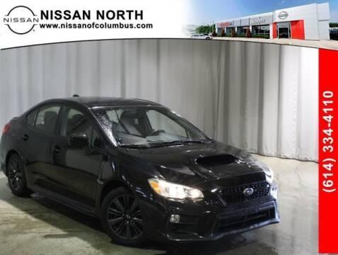 2019 Subaru WRX for sale at Auto Center of Columbus in Columbus OH