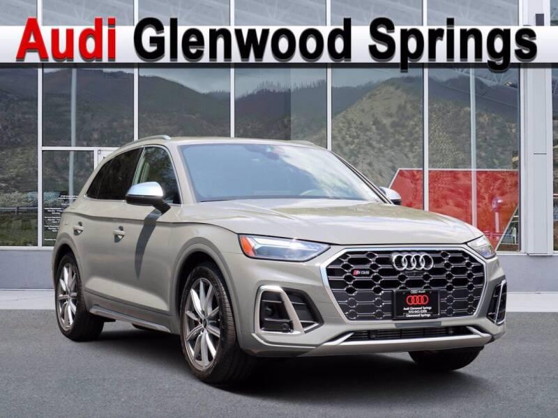 2021 Audi SQ5 for sale in Glenwood Springs, CO