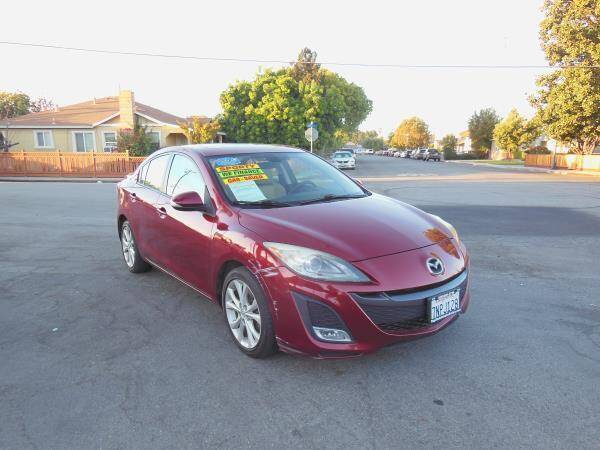 2010 Mazda MAZDA3 for sale at Top Notch Auto Sales in San Jose CA