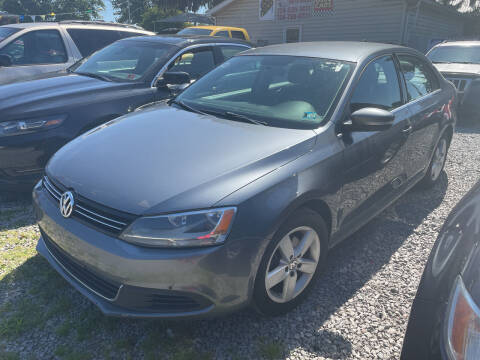 2013 Volkswagen Jetta for sale at Trocci's Auto Sales in West Pittsburg PA