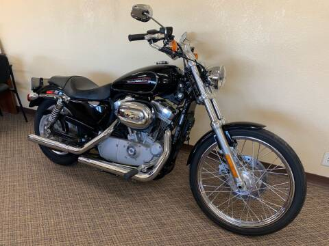 2009 Harley-Davidson XL883C CUSTOM for sale at Rahimi Automotive Group in Yuma AZ