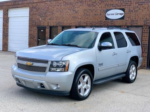 2013 Chevrolet Tahoe for sale at Supreme Carriage in Wauconda IL