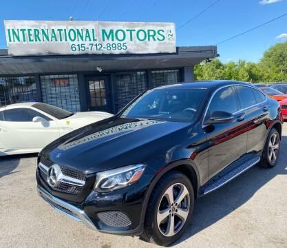 2018 Mercedes-Benz GLC for sale at International Motors Inc. in Nashville TN