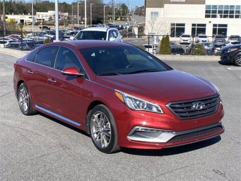 2015 Hyundai Sonata for sale at CU Carfinders in Norcross GA