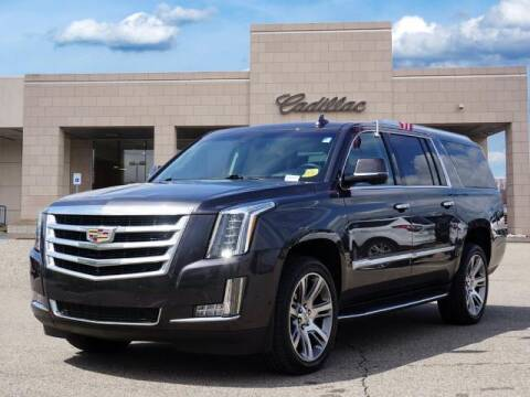 2018 Cadillac Escalade ESV for sale at Suburban Chevrolet of Ann Arbor in Ann Arbor MI