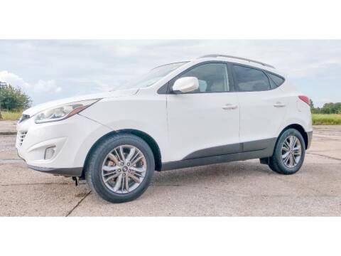 2015 Hyundai Tucson for sale at CourtesyValueBB.com in Breaux Bridge LA