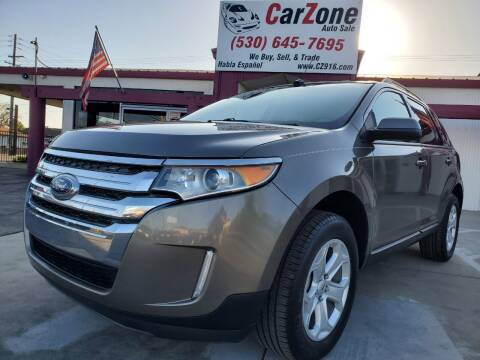 2014 Ford Edge for sale at CarZone in Marysville CA