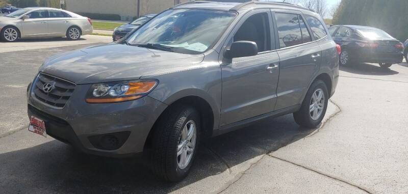 2010 Hyundai Santa Fe for sale at PEKARSKE AUTOMOTIVE INC in Two Rivers WI
