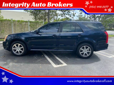2004 Cadillac SRX for sale at Integrity Auto Brokers in Pompano Beach FL