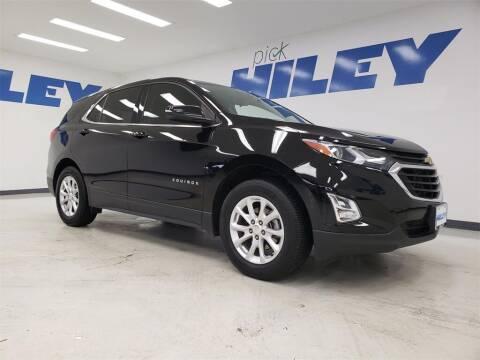 2018 Chevrolet Equinox for sale at HILEY MAZDA VOLKSWAGEN of ARLINGTON in Arlington TX