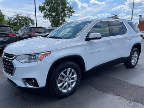2018 Chevrolet Traverse for sale at HUFF AUTO GROUP in Jackson MI