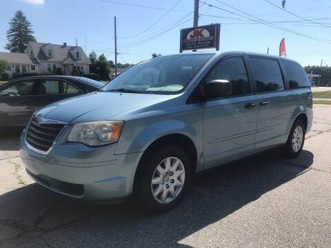 2008 Chrysler Town and Country for sale at JK & Sons Auto Sales in Westport MA
