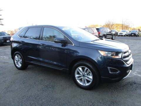 2017 Ford Edge for sale at MC FARLAND FORD in Exeter NH