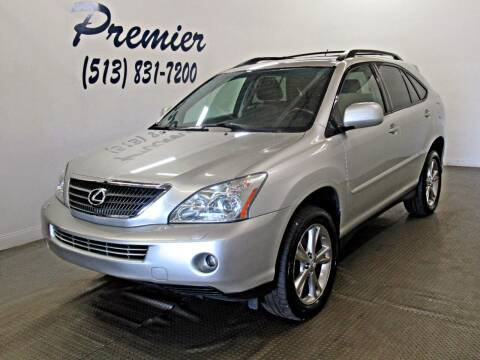 2007 Lexus RX 400h for sale at Premier Automotive Group in Milford OH