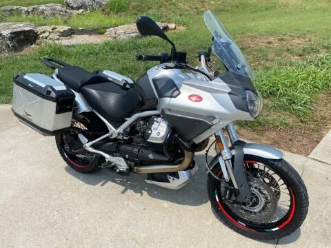 2010 Moto Guzzi Stelvio 12004v for sale at HIGHWAY 12 MOTORSPORTS in Nashville TN