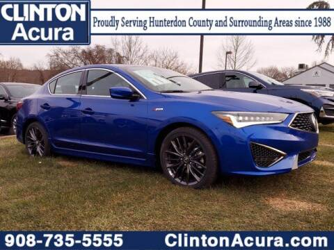 2021 Acura ILX for sale at Clinton Acura new in Clinton NJ