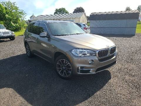 2017 BMW X5 for sale at BETTER BUYS AUTO INC in East Windsor CT