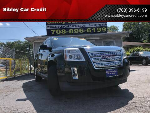 2013 GMC Terrain for sale at Sibley Car Credit in Dolton IL