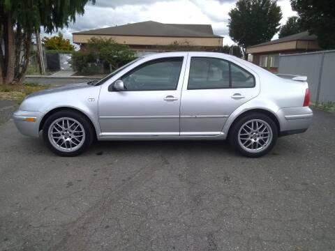 2001 Volkswagen Jetta for sale at Car Guys in Kent WA
