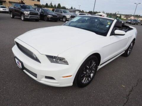 2014 Ford Mustang for sale at Karmart in Burlington WA