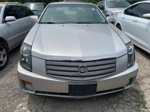 2005 Cadillac CTS for sale at ALVAREZ AUTO SALES in Des Moines IA