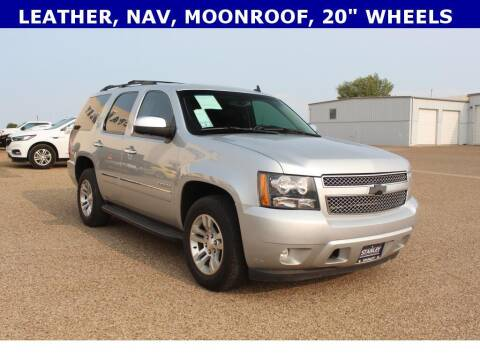 2014 Chevrolet Tahoe for sale at STANLEY FORD ANDREWS in Andrews TX