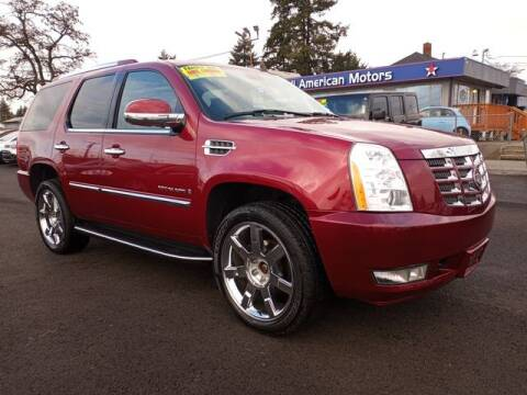 2008 Cadillac Escalade for sale at All American Motors in Tacoma WA